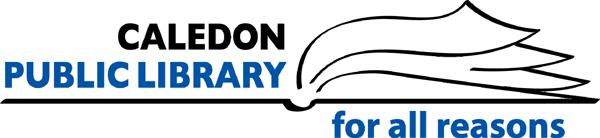 Caledon Public Library Logo
