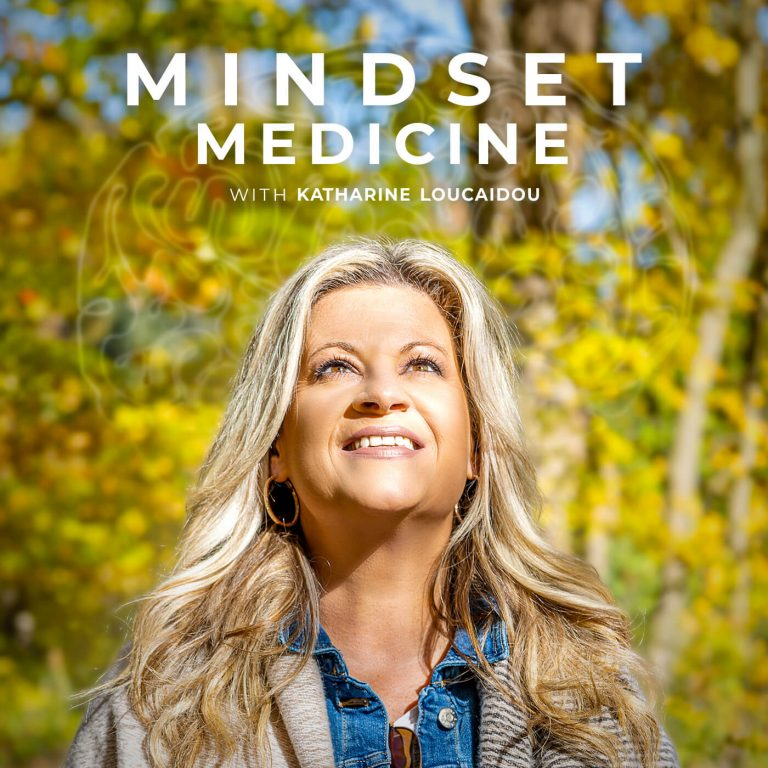 Mindset Medicine Podcast Cover Fall 2020